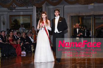 The 64th International Debutante Ball Charlotte Drummond-Herdman and Phillip Alexander Raftopoulos - NameFace Photo Agency New York City - hello@nameface.com - nameface.com - Photo by Daniela Kirsch
