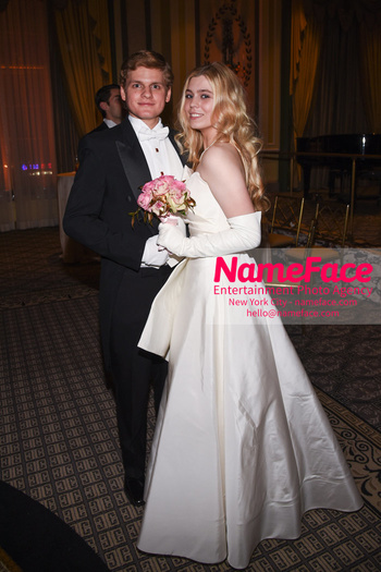 The 64th International Debutante Ball Joseph Coselli and Aubrienne Krysiewicz-Bell - NameFace Photo Agency New York City - hello@nameface.com - nameface.com - Photo by Daniela Kirsch