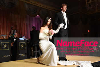 The 64th International Debutante Ball Nikhar Satyan Tandon and Robert Davis - NameFace Photo Agency New York City - hello@nameface.com - nameface.com - Photo by Daniela Kirsch