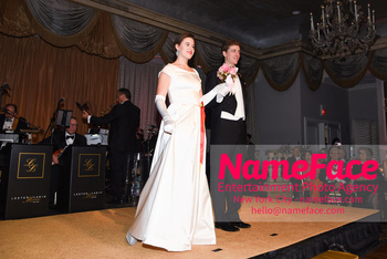 The 64th International Debutante Ball Princess Aurelia of Liechtenstein - Prinzessin Aurelia von Liechtenstein and  Archduke Michael of	Austria - Erzherzog Michael von Österreich - NameFace Photo Agency New York City - hello@nameface.com - nameface.com - Photo by Daniela Kirsch