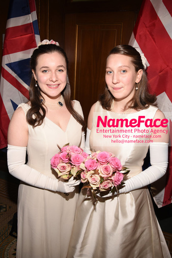 The 64th International Debutante Ball Elisa Defries and Lara Defries - NameFace Photo Agency New York City - hello@nameface.com - nameface.com - Photo by Daniela Kirsch