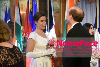 The 64th International Debutante Ball Princess Aurelia of Liechtenstein - Prinzessin Aurelia von Liechtenstein - NameFace Photo Agency New York City - hello@nameface.com - nameface.com - Photo by Daniela Kirsch