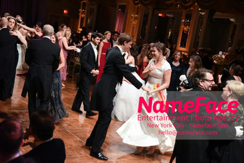 The 64th International Debutante Ball Archduke Michael of	Austria - Erzherzog Michael von Österreich and Princess Aurelia of Liechtenstein - Prinzessin Aurelia von Liechtenstein - NameFace Photo Agency New York City - hello@nameface.com - nameface.com - Photo by Daniela Kirsch