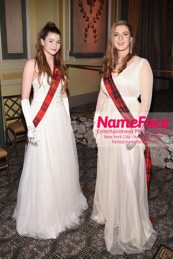 The 64th International Debutante Ball Charlotte Drummond-Herdman and Lexa Drummond - NameFace Photo Agency New York City - hello@nameface.com - nameface.com - Photo by Daniela Kirsch