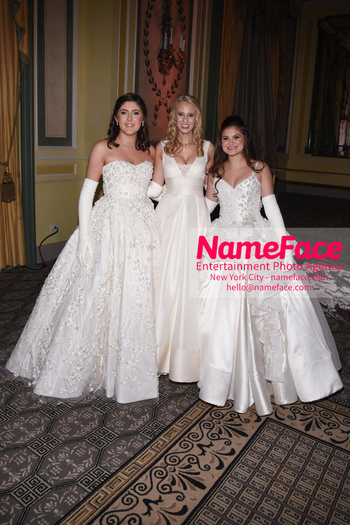 The 64th International Debutante Ball Dominique Lucile Melcher, Catherine Fields Coselli and Miss Olivia Claiborne Late - NameFace Photo Agency New York City - hello@nameface.com - nameface.com - Photo by Daniela Kirsch