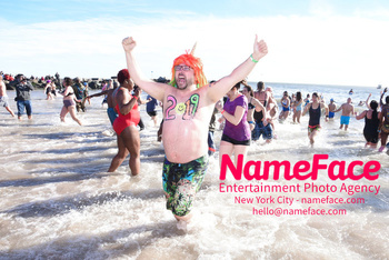 Coney Island Polar Bear Plunge 2019