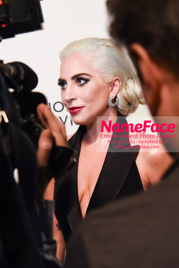 The National Board Of Review Annual Awards Gala 2019 - Arrivals Lady Gaga - NameFace Photo Agency New York City - hello@nameface.com - nameface.com - Photo by Daniela Kirsch