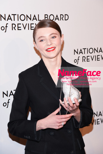 The National Board Of Review Annual Awards Gala 2019 - Arrivals Thomasin Harcourt McKenzie - NameFace Photo Agency New York City - hello@nameface.com - nameface.com - Photo by Daniela Kirsch