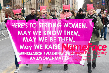 Women's March New York City