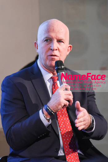 Peace Week Town Hall James P. O'Neill - Police Commissioner of New York City - NameFace Photo Agency New York City - hello@nameface.com - nameface.com - Photo by Daniela Kirsch