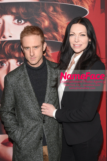 Netflix Russian Doll Season 1 Premiere - Arrivals Ben Foster and Laura Prepon - NameFace Photo Agency New York City - hello@nameface.com - nameface.com - Photo by Daniela Kirsch
