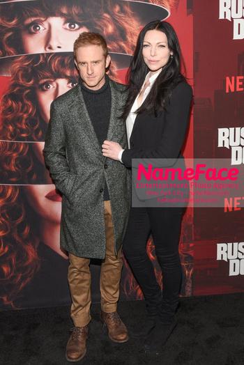 Netflix Russian Doll Season 1 Premiere - Arrivals Ben Foster and Laura Prepon - NameFace Photo Agency New York City - hello@nameface.com - nameface.com - Photo by Daniela Kirsch