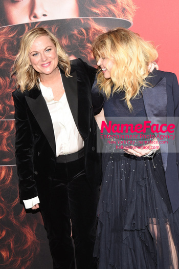 Netflix Russian Doll Season 1 Premiere - Arrivals Amy Poehler and Natasha Lyonne - NameFace Photo Agency New York City - hello@nameface.com - nameface.com - Photo by Daniela Kirsch