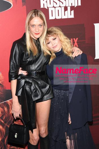 Netflix Russian Doll Season 1 Premiere - Arrivals Chloe Sevigny and Natasha Lyonne - NameFace Photo Agency New York City - hello@nameface.com - nameface.com - Photo by Daniela Kirsch