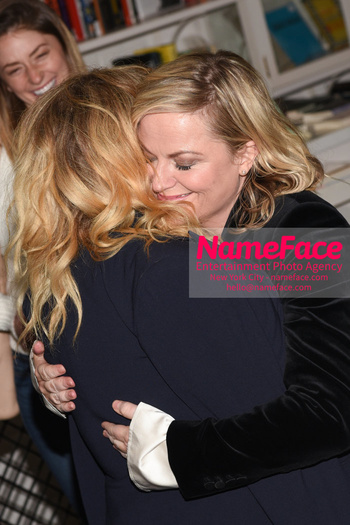 Netflix Russian Doll Season 1 Premiere - Arrivals Natasha Lyonne and Amy Poehler - NameFace Photo Agency New York City - hello@nameface.com - nameface.com - Photo by Daniela Kirsch