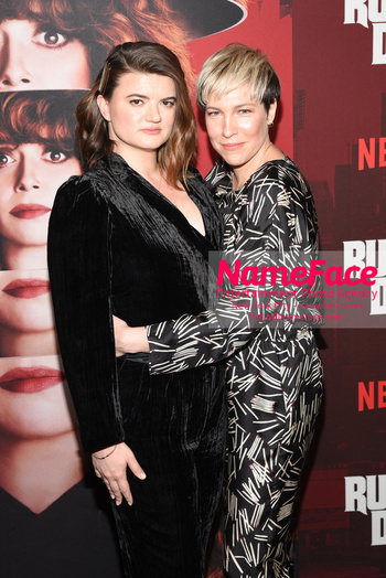 Netflix Russian Doll Season 1 Premiere - Arrivals Leslye Headland and Rebecca Henderson - NameFace Photo Agency New York City - hello@nameface.com - nameface.com - Photo by Daniela Kirsch