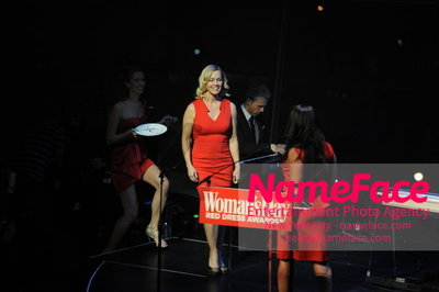 Womans Day Red Dress Awards to benefit the American Heart Associations Go Red For Women 2014 Jennie Garth - NameFace Photo Agency New York City - hello@nameface.com - nameface.com - Photo by