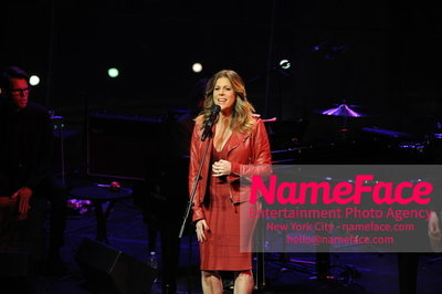 Womans Day Red Dress Awards to benefit the American Heart Associations Go Red For Women 2014 Rita Wilson - NameFace Photo Agency New York City - hello@nameface.com - nameface.com - Photo by