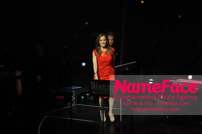 Womans Day Red Dress Awards to benefit the American Heart Associations Go Red For Women 2014 Joy Bauer - NameFace Photo Agency New York City - hello@nameface.com - nameface.com - Photo by
