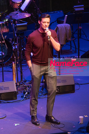 The Nearness Of You Concert: In Honor Of Michael Brecker Hugh Jackman - NameFace Photo Agency New York City - hello@nameface.com - nameface.com - Photo by Daniela Kirsch