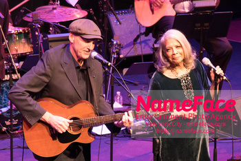 The Nearness Of You Concert: In Honor Of Michael Brecker James Taylor and Patti Austin - NameFace Photo Agency New York City - hello@nameface.com - nameface.com - Photo by Daniela Kirsch
