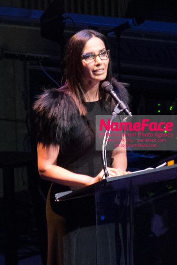 The Nearness Of You Concert: In Honor Of Michael Brecker Padma Lakshmi - NameFace Photo Agency New York City - hello@nameface.com - nameface.com - Photo by Daniela Kirsch