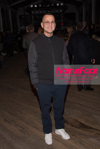 Joseph Abboud Show, Front Row, New York Fashion Week Men's Steven Kolb - NameFace Photo Agency New York City - hello@nameface.com - nameface.com - Photo by Daniela Kirsch