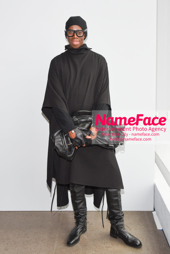 Noon By Noor - Front Row - February 2019 - New York Fashion Week J. Alexander - NameFace Photo Agency New York City - hello@nameface.com - nameface.com - Photo by Daniela Kirsch