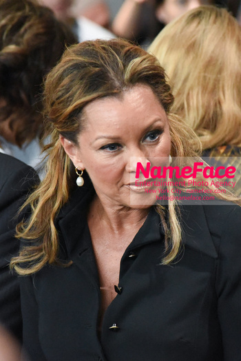 Pamella Roland - Front Row - February 2019 - New York Fashion Week Vanessa Williams - NameFace Photo Agency New York City - hello@nameface.com - nameface.com - Photo by Daniela Kirsch
