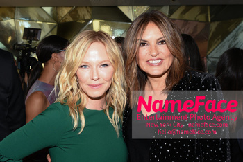 Christian Siriano - Front Row - February 2019 - New York Fashion Week Kelli Giddish and Mariska Hargitay - NameFace Photo Agency New York City - hello@nameface.com - nameface.com - Photo by Daniela Kirsch