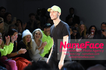 Christian Cowan - Front Row - February 2019 - New York Fashion Week Christian Cowan - NameFace Photo Agency New York City - hello@nameface.com - nameface.com - Photo by Daniela Kirsch