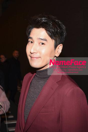 Boss - Front Row - February 2019 - New York Fashion Week Mark Chao - NameFace Photo Agency New York City - hello@nameface.com - nameface.com - Photo by Daniela Kirsch