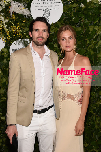 Gabrielles Angel Foundations Young Professional Committee Hosts Midsummer Angel Gala Daniel Jonas and Michon Vanas - NameFace Photo Agency New York City - hello@nameface.com - nameface.com - Photo by Daniela Kirsch