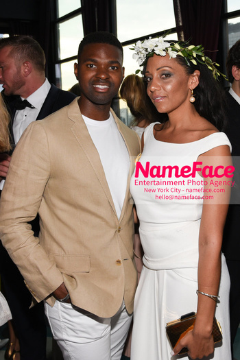 Gabrielles Angel Foundations Young Professional Committee Hosts Midsummer Angel Gala Johnny Manuel and Chimere Cisse - NameFace Photo Agency New York City - hello@nameface.com - nameface.com - Photo by Daniela Kirsch