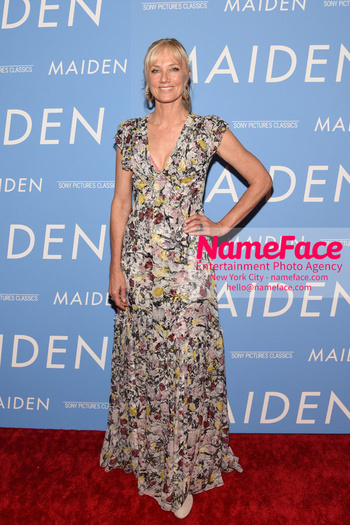 The New York Premiere of MAIDEN Joely Richardson - NameFace Photo Agency New York City - hello@nameface.com - nameface.com - Photo by Daniela Kirsch