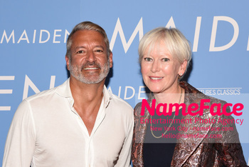 The New York Premiere of MAIDEN Peter Godwin and Joanna Coles - NameFace Photo Agency New York City - hello@nameface.com - nameface.com - Photo by Daniela Kirsch