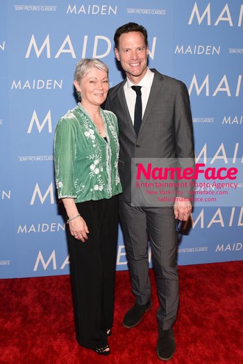 The New York Premiere of MAIDEN Tracy Edwards and Alex Holmes - NameFace Photo Agency New York City - hello@nameface.com - nameface.com - Photo by Daniela Kirsch