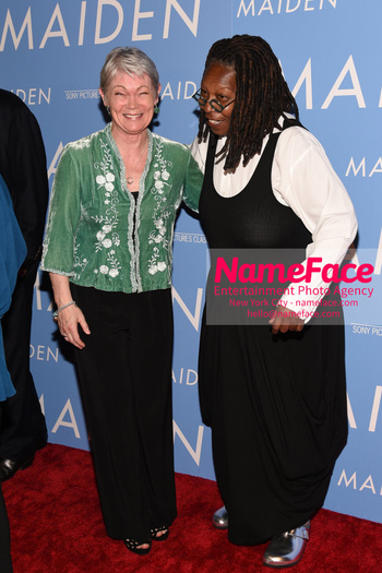 The New York Premiere of MAIDEN Tracy Edwards and Whoopi Goldberg - NameFace Photo Agency New York City - hello@nameface.com - nameface.com - Photo by Daniela Kirsch