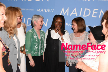 The New York Premiere of MAIDEN Whoopi Goldberg - NameFace Photo Agency New York City - hello@nameface.com - nameface.com - Photo by Daniela Kirsch