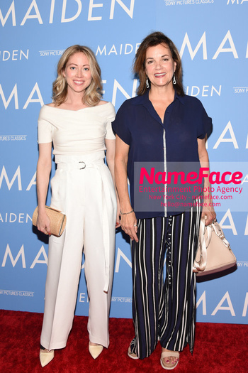 The New York Premiere of MAIDEN Margaret Colin - NameFace Photo Agency New York City - hello@nameface.com - nameface.com - Photo by Daniela Kirsch