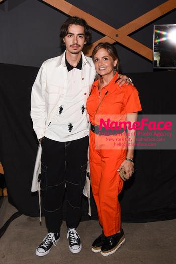 Artistix - New York Fashion Week 2019 Andrew Hilfiger and Kim Hilfiger - NameFace Photo Agency New York City - hello@nameface.com - nameface.com - Photo by Daniela Kirsch
