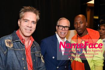 Artistix - New York Fashion Week 2019 Andy Hilfiger and Tommy Hilfiger - NameFace Photo Agency New York City - hello@nameface.com - nameface.com - Photo by Daniela Kirsch