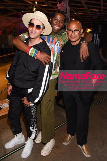 Artistix - New York Fashion Week 2019 DJ Cassidy and J. Alexander - NameFace Photo Agency New York City - hello@nameface.com - nameface.com - Photo by Daniela Kirsch