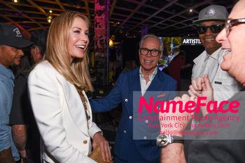 Artistix - New York Fashion Week 2019 Dee Hilfiger and Tommy Hilfiger - NameFace Photo Agency New York City - hello@nameface.com - nameface.com - Photo by Daniela Kirsch