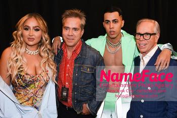 Artistix - New York Fashion Week 2019 Jojo Zarur, Andy Hilfiger, Brytiago and Tommy Hilfiger - NameFace Photo Agency New York City - hello@nameface.com - nameface.com - Photo by Daniela Kirsch