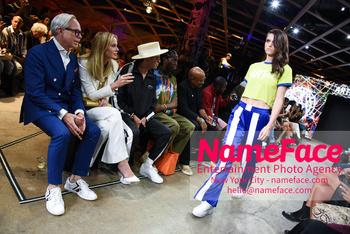 Artistix - New York Fashion Week 2019 Tommy Hilfiger, Dee Hilfiger, DJ Cassidy and J. Alexander - NameFace Photo Agency New York City - hello@nameface.com - nameface.com - Photo by Daniela Kirsch