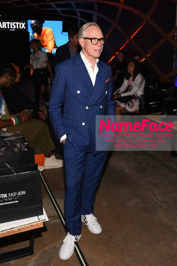Artistix - New York Fashion Week 2019 Tommy Hilfiger - NameFace Photo Agency New York City - hello@nameface.com - nameface.com - Photo by Daniela Kirsch