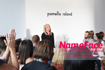 Pamella Roland - Front Row - September 2019 - New York Fashion Week Pamella Roland - NameFace Photo Agency New York City - hello@nameface.com - nameface.com - Photo by Daniela Kirsch