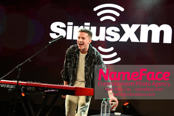 SiriusXM's Dial Up The Moment Campaign & Hotline Launch Charlie Puth - NameFace Photo Agency New York City - hello@nameface.com - nameface.com - Photo by Daniela Kirsch
