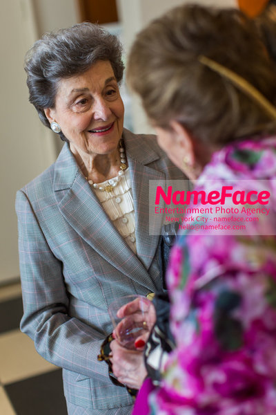 The Rockefeller University Women & Science Lecture and Luncheon Nancy Marks - NameFace Photo Agency New York City - hello@nameface.com - nameface.com - Photo by